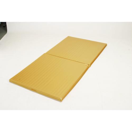 お風呂のラブマットK(2ツ折)ゴールド 商品説明画像1