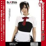 【Be★With-ex】おねだりメイド/赤チェックリボンのAKIBA萌メイド