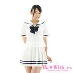 超・白セーラー服 ◇