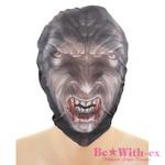 【値下げしました!】ホラーヘッドマスク 人狼