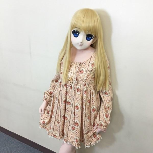 【販売終了・アダルトグッズ、大人のおもちゃアーカイブ】むにむに完成品マスク アリス 商品説明画像3