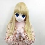【販売終了・アダルトグッズ、大人のおもちゃアーカイブ】むにむに完成品マスク アリス