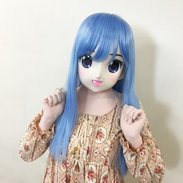 【販売終了・アダルトグッズ、大人のおもちゃアーカイブ】むにむに完成品マスク サラ 商品説明画像2