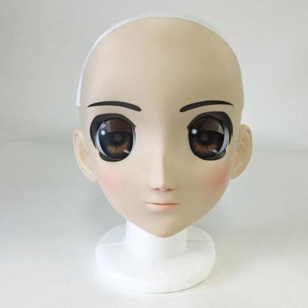 【販売終了・アダルトグッズ、大人のおもちゃアーカイブ】むにむに完成品マスク あおい 商品説明画像7