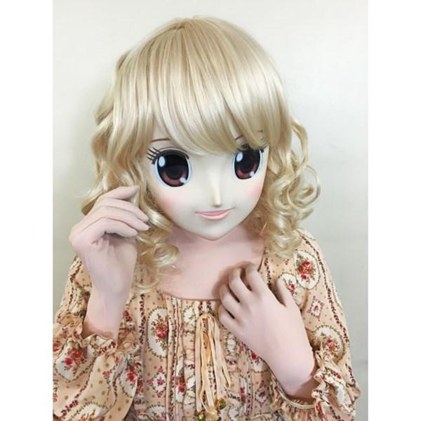 【販売終了・アダルトグッズ、大人のおもちゃアーカイブ】むにむに完成品マスク かのん 商品説明画像1