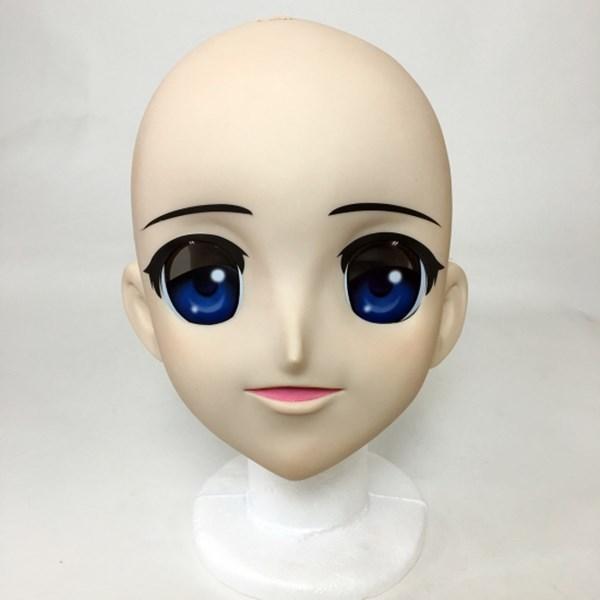 【販売終了・アダルトグッズ、大人のおもちゃアーカイブ】むにむに完成品マスク ハンナ 商品説明画像2