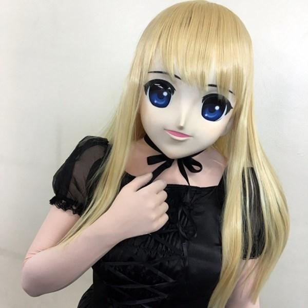 【販売終了・アダルトグッズ、大人のおもちゃアーカイブ】むにむに完成品マスク ハンナ 商品説明画像4