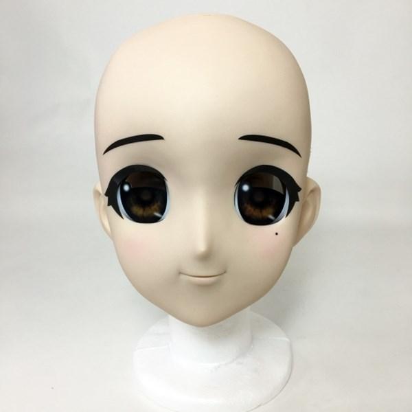 【販売終了・アダルトグッズ、大人のおもちゃアーカイブ】むにむに完成品マスク サヤカ 商品説明画像2