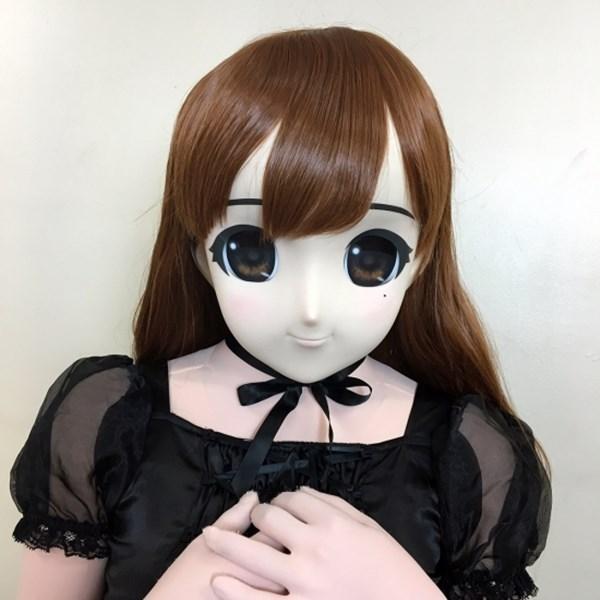 【販売終了・アダルトグッズ、大人のおもちゃアーカイブ】むにむに完成品マスク サヤカ 商品説明画像3