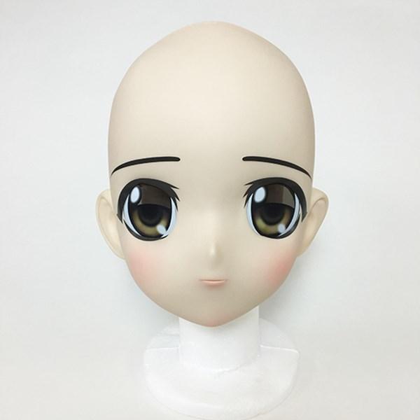 【販売終了・アダルトグッズ、大人のおもちゃアーカイブ】むにむに完成品マスク エミリー 商品説明画像2