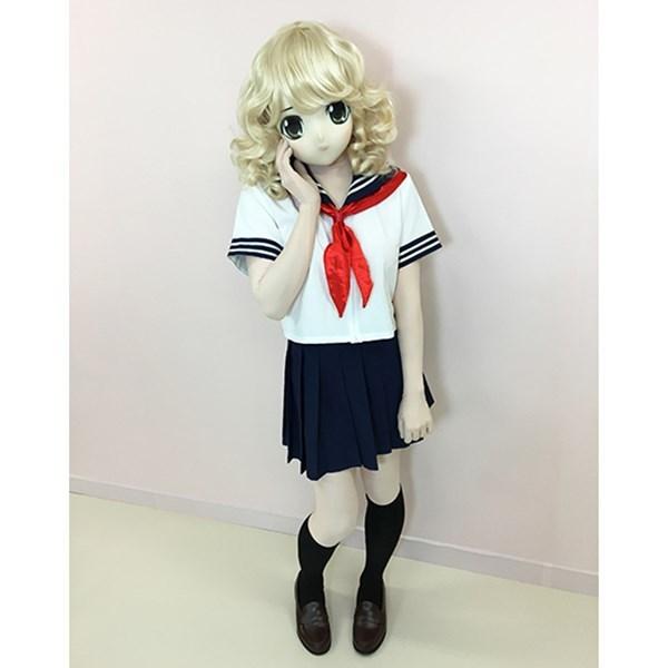 【販売終了・アダルトグッズ、大人のおもちゃアーカイブ】むにむに完成品マスク エミリー 商品説明画像5
