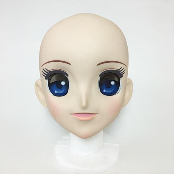 【販売終了・アダルトグッズ、大人のおもちゃアーカイブ】むにむに完成品マスク ゆり 商品説明画像2