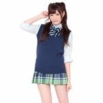 アイドルポップ制服コーデ