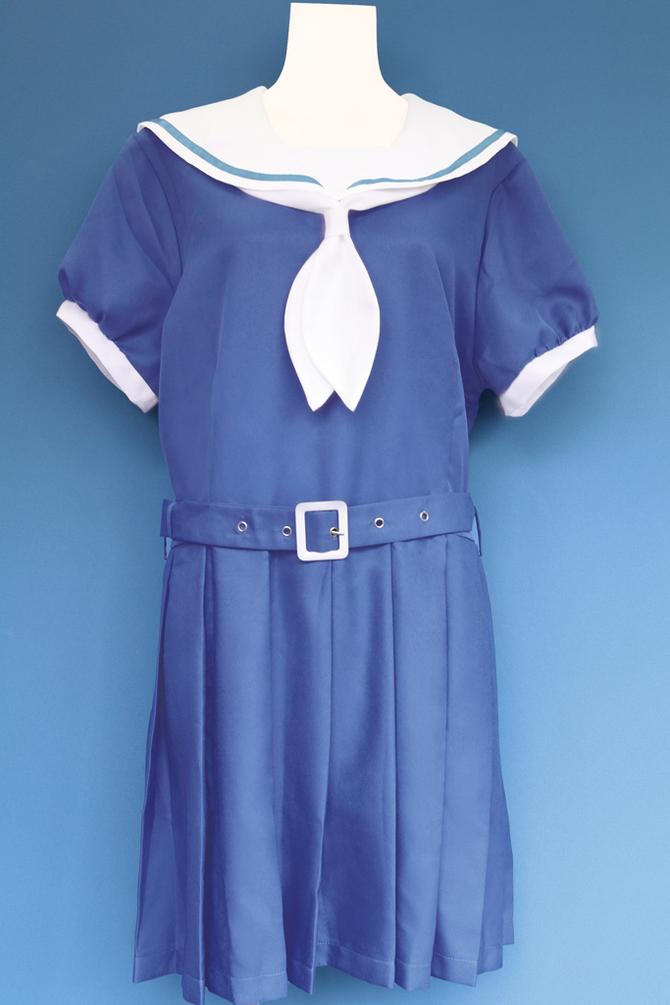 【販売終了・アダルトグッズ、大人のおもちゃアーカイブ】私立女子校セーラー服 おとこの娘用 TMT-941 商品説明画像2