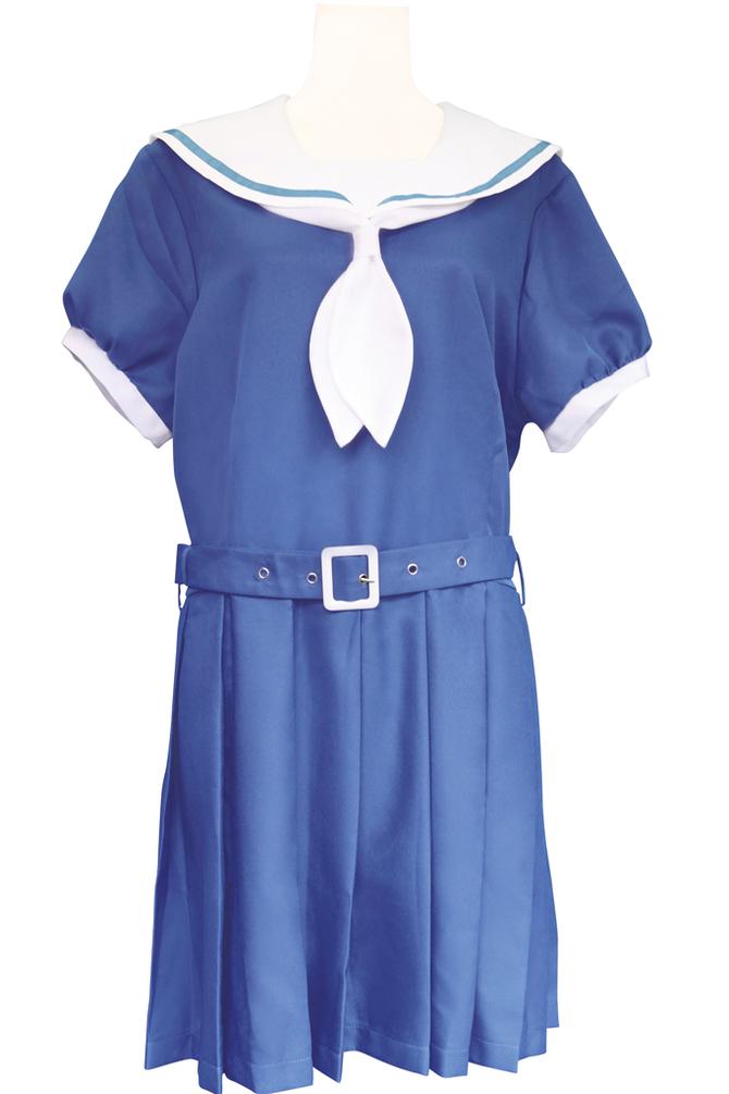 【販売終了・アダルトグッズ、大人のおもちゃアーカイブ】私立女子校セーラー服 おとこの娘用 TMT-941 商品説明画像4