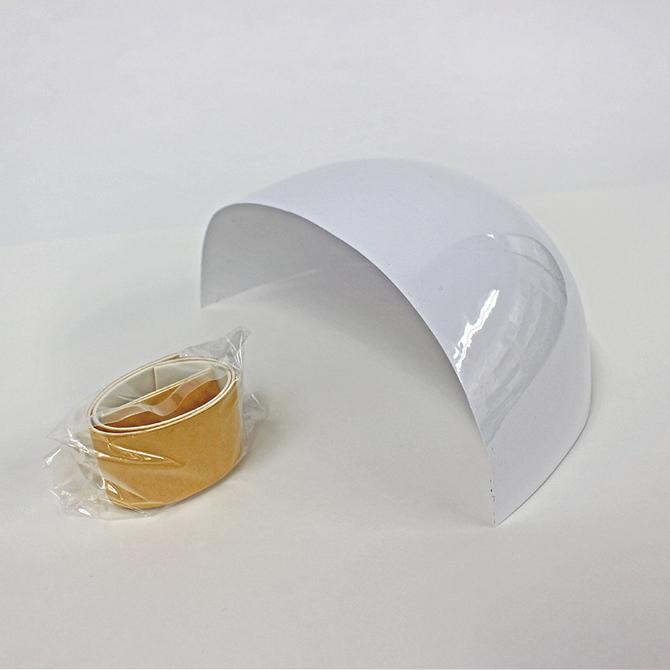 【希望者に「くまみみ」プレゼント!&限定300ポイント還元!】むにむに製作所 本格的 コスプレマスク SENPAI−B02 センパイB02【変身・仮装・着ぐるみ】 商品説明画像12