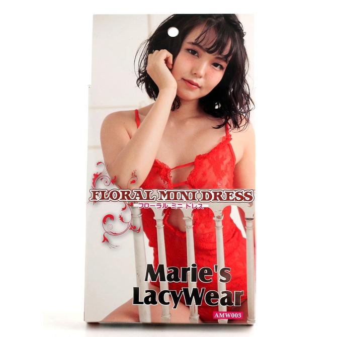 Marie'sLacyWear フローラル ミニドレス 商品説明画像1