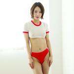 【20%ポイント還元!!体育祭フェア!】エロコス 体操着A レッド