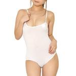 【期間限定20%ポイント還元!!水着フェア!】Costume Collection シースルースクール水着 白(S-016)2JT-CT122