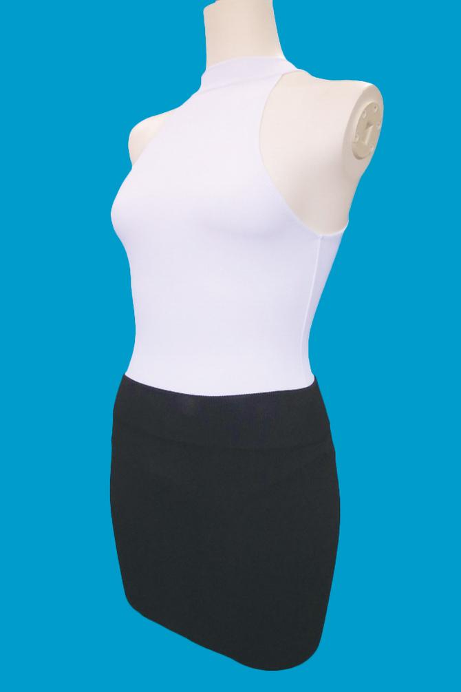 ノースリーブオープンリングレオタード おとこの娘用TMT-1405 商品説明画像5