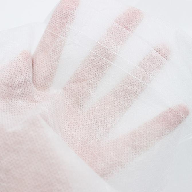 使い捨て不織布防水ベッドシーツ150cm×200cm(2枚入り)     NEAT-005 商品説明画像5
