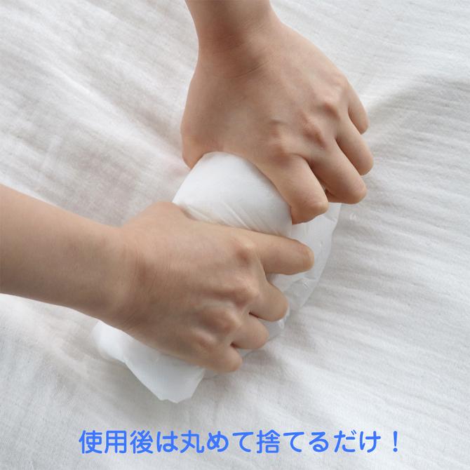 使い捨て不織布防水ベッドシーツ150cm×200cm(2枚入り)     NEAT-005 商品説明画像7