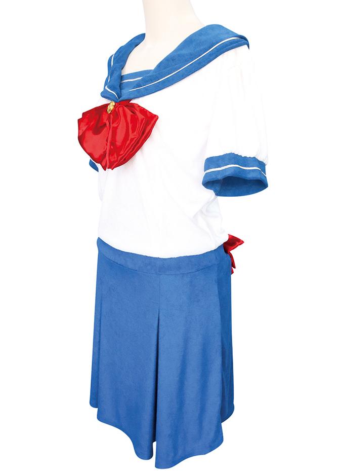 パイル地セーラーパジャマ おとこの娘用TMT-1502 商品説明画像7