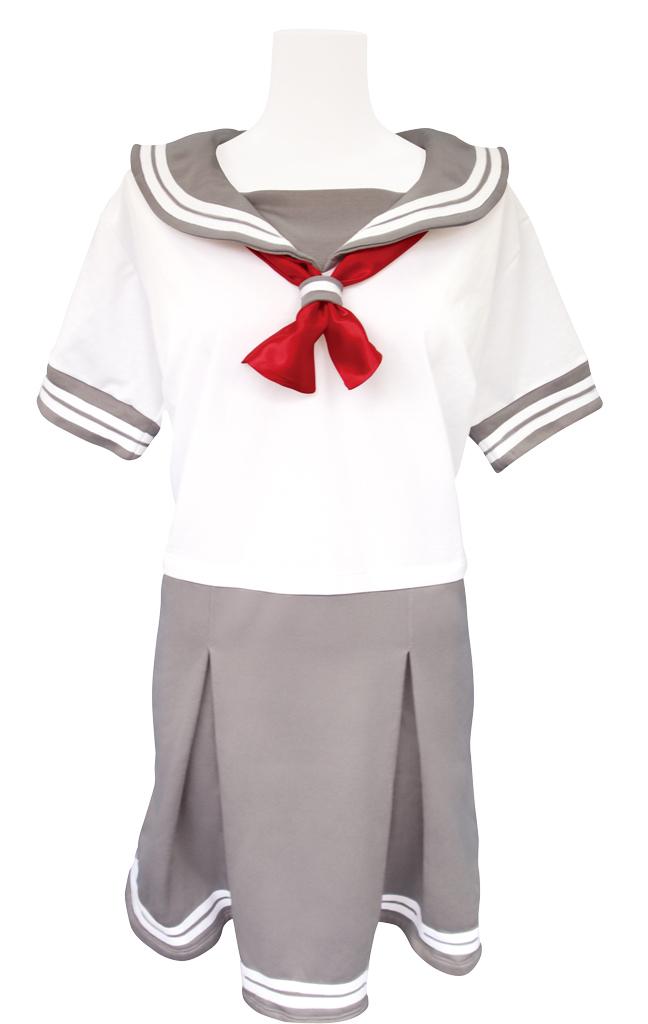 半袖セーラーパジャマ おとこの娘用TMT-1528 商品説明画像5