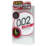 iX(イクス) 0.02 LARGE 1000 6個入り 029