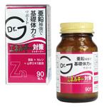 ドクターG エネルギー対策 亜鉛+セレン+山芋エキス配合 90粒入 【約1ヶ月分】