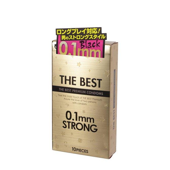ザ・ベスト コンドーム 0.1mmストロング 10個入  商品説明画像1