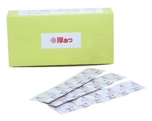 業務用コンドーム 「超厚あつスキン」 144個入 商品説明画像2