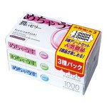 めちゃうす2000/1500/1000 3P(12ヶ入×3箱)