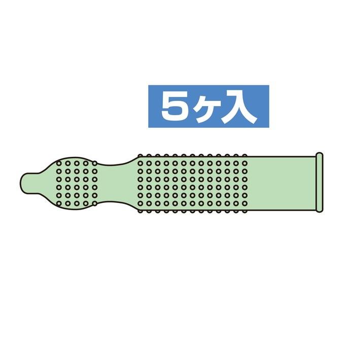 【販売終了・アダルトグッズ、大人のおもちゃアーカイブ】ラブリン 5個入り 商品説明画像3