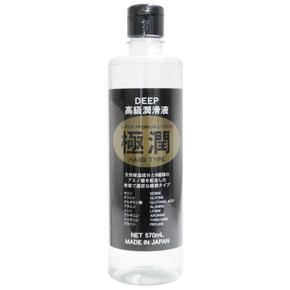 【販売終了・アダルトグッズ、大人のおもちゃアーカイブ】DEEP高級潤滑液 極潤 ハード 570ml ◇