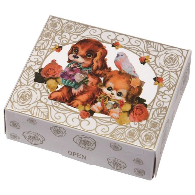 【販売終了・アダルトグッズ、大人のおもちゃアーカイブ】アニマルコンドーム ドッグ 4ヶ入 商品説明画像1