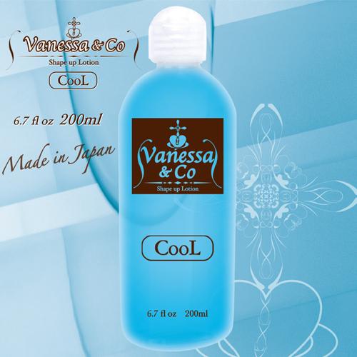 【販売終了・アダルトグッズ、大人のおもちゃアーカイブ】ヴァネッサ&コー クール 200ml (Vanessa&Co Cool 200ml) 商品説明画像5