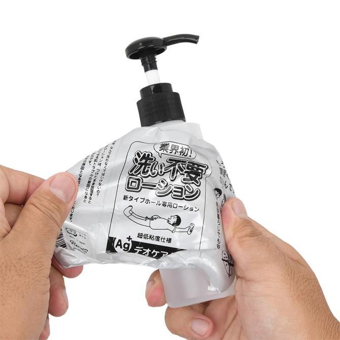 洗い不要ローション デオケアタイプ(145ml) 商品説明画像5