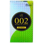 コンドーム iX イクス 0.02 2000 NEW 12個入