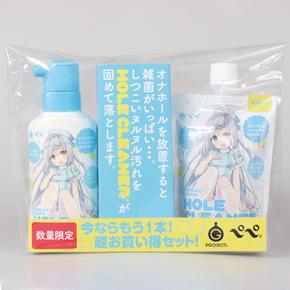 超お得!G PROJECT×PEPEE HOLE CLEANER [ホール洗浄液] 詰め替え用セットパック     UGPR-145