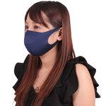 男女兼用 水着マスク ネイビー(X0148NB)
