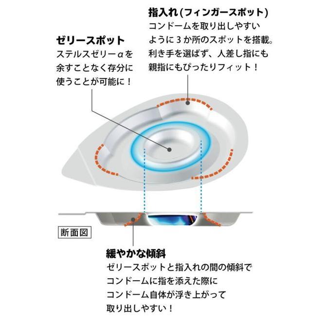ZONE (ゾーン)プレミアム1000 (5個入) 商品説明画像7