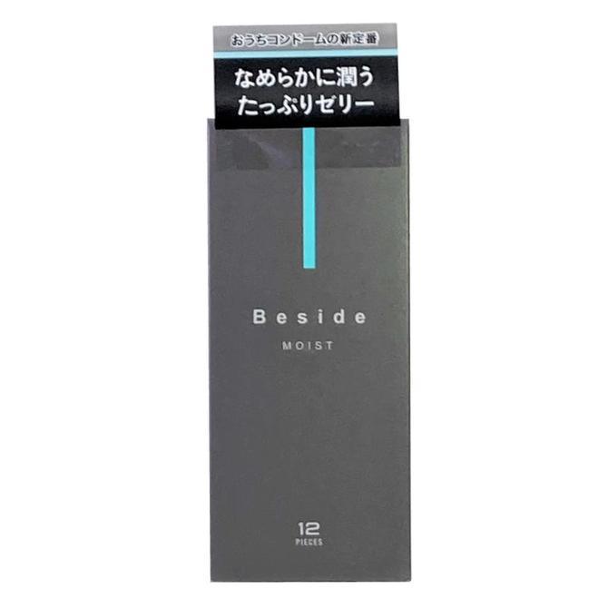 Beside(コンドーム)モイスト 12個入 ◇ 商品説明画像2