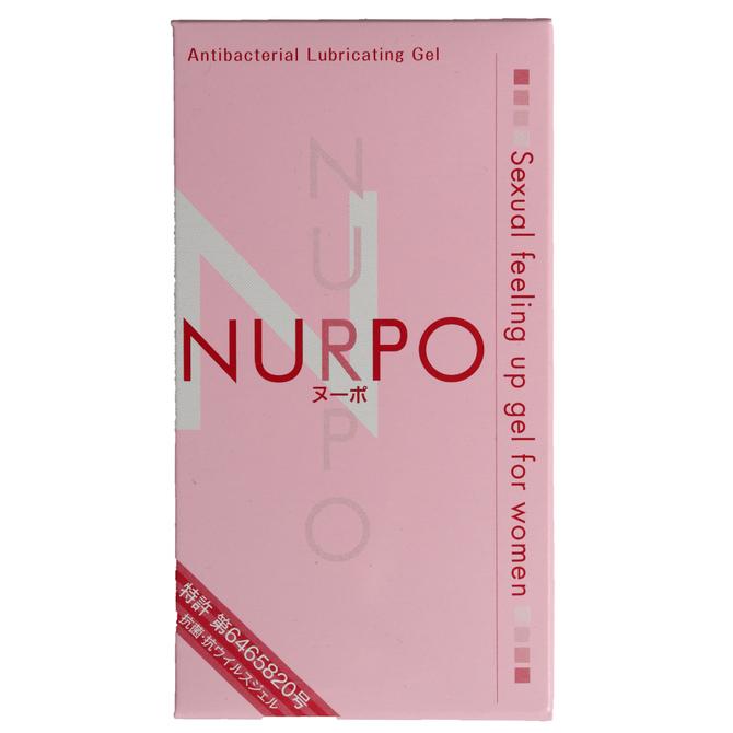 性感アップジェルNURPO(ヌーポ)6個入り 抗菌タイプ 商品説明画像1