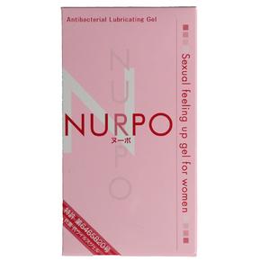性感アップジェルNURPO(ヌーポ)6個入り 抗菌タイプ