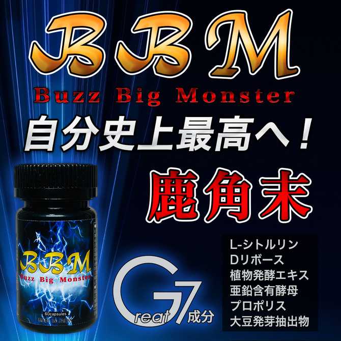 BBMバズビッグモンスター     RSG-020 商品説明画像4