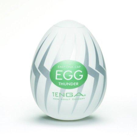TENGA EGG THUNDER [サンダー] EGG-007 商品説明画像1