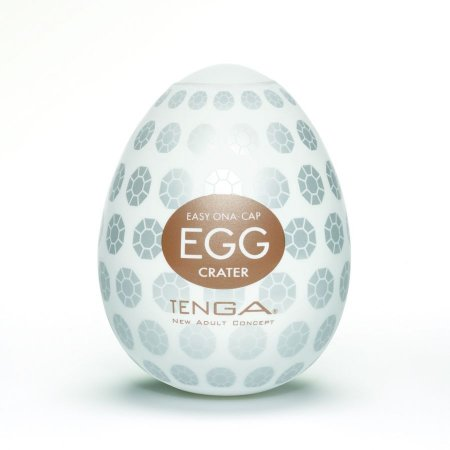 TENGA EGG CRATER [クレーター] EGG-008 商品説明画像1