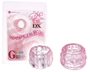 【販売終了・アダルトグッズ、大人のおもちゃアーカイブ】桜DX Gサポーター ◇