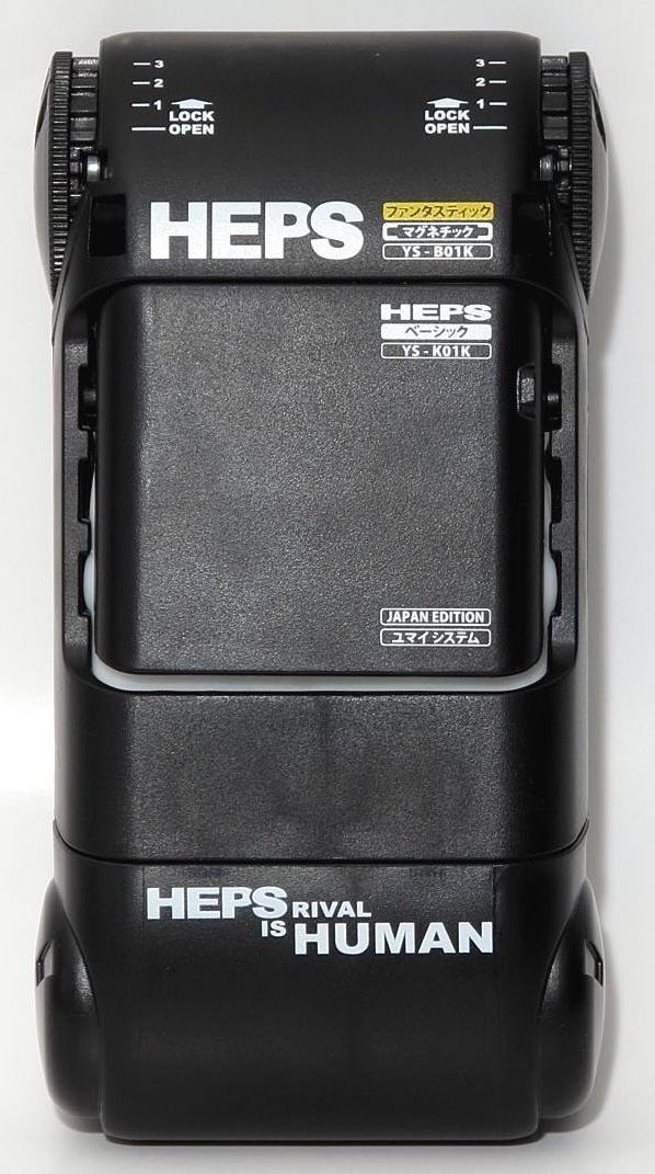 HEPS FANTASTIC BLACK(ヘップス ファンタスティック ブラック) 商品説明画像3
